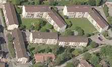 Luftbild Thomasweg und Umgebung