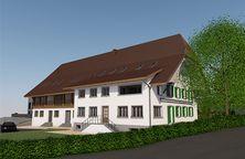 Mittelhäusern: Um-/Neubau Hirschen