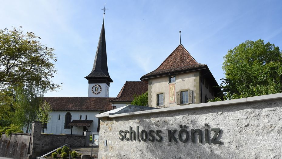 Kirche und Schloss Köniz