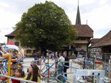 Kinderbuchfestival im Schloss-Innenhof