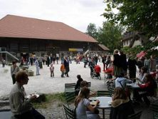 Schloss-innenhof
