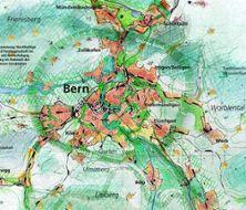 """4) 2011: Die Region schliesst das """"Grüne Band"""" zum Kreis"""