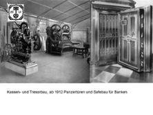 2) Kassen und Tresorbau, Panzertüren und Safebau