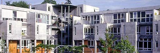 Siedlung Ried Niederwangen W2, Atelier 5 (Foto:Croci/Fresne)