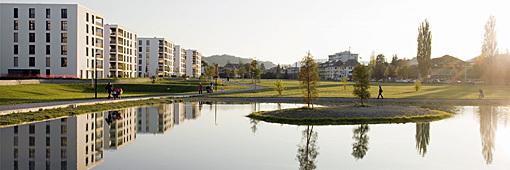 Liebefeld Park (Foto: Bruno Augsburger)